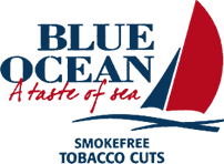 Blue Ocean Tobacco Cuts Logo