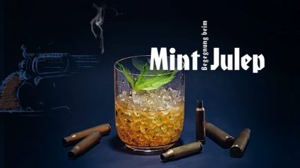 Mint Julep Originalrezept Aus Den Karl May Romanen