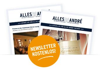 Newsletter vom Zigarren-Magazin Alles André