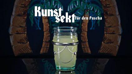 Originalrezept Kunst Sekt Aus Den Karl May Romanen