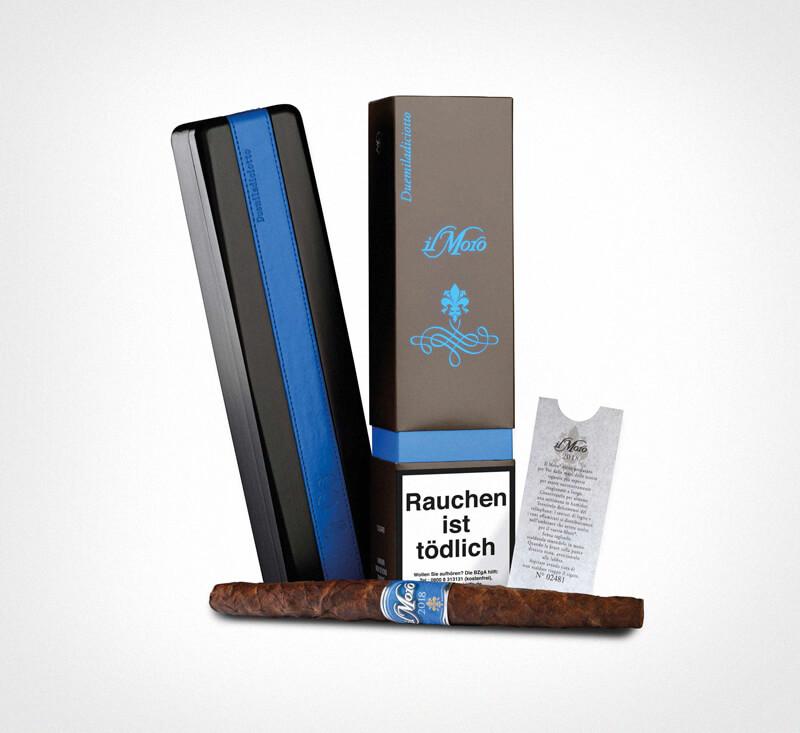 Die Königin der Zigarren von Toscano: Il Moro