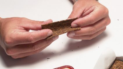 Flake-Rauchen leicht gemacht