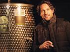 Hausbesuch bei Patrick Llorente im Weinkeller