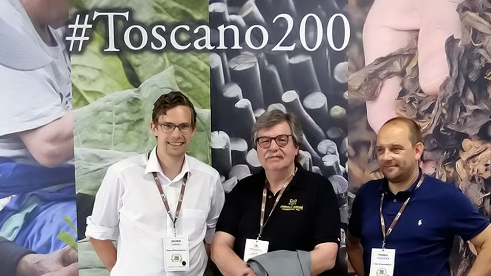 200 Jahre Toscano - Gala-Dinner in Lucca