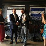 Feier in Berlin: 50 Jahre Joya de Nicaragua