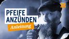 Video: Anleitung Pfeife anzünden