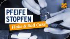 Video: Pfeife stopfen mit Flake und Roll Cake