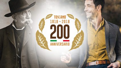 Herzlichen Glückwunsch Toscano!