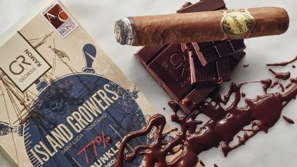Brick House Robusto & Schokolade Island Growers 77 %