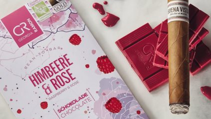 Buena Vista Araperique Belicoso und Schokolade Himbeer & Rose
