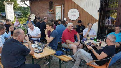 "Fuma-Tasting bei ""Antik & Genuss auf Gut Heimendahl"""
