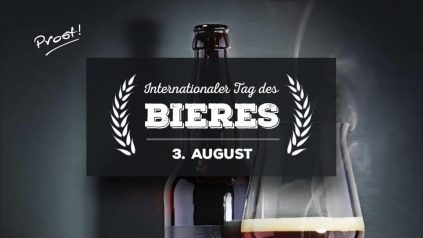 Genusskombinationen zum Internationalen Tag des Bieres