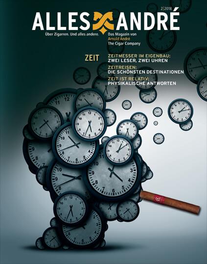 Zigarren-Magazin rund um das Thema Zeit