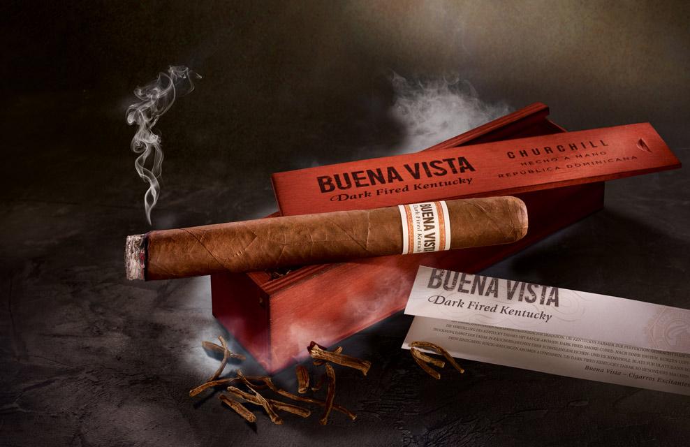 Buena Vista Dark Fired Kentucky Churchill