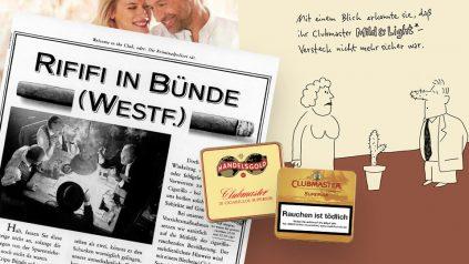 Clubmaster: So entstand die Zigarillo-Marke