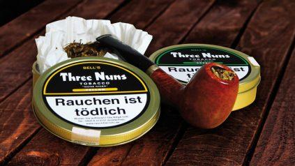 """Pfeifentabak """"Three Nuns"""" jetzt auch in Green und Yellow"""