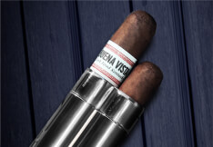 Zigarren-Transportroehren