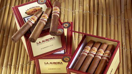 Geschichte feiern mit den La Aurora Original Blends
