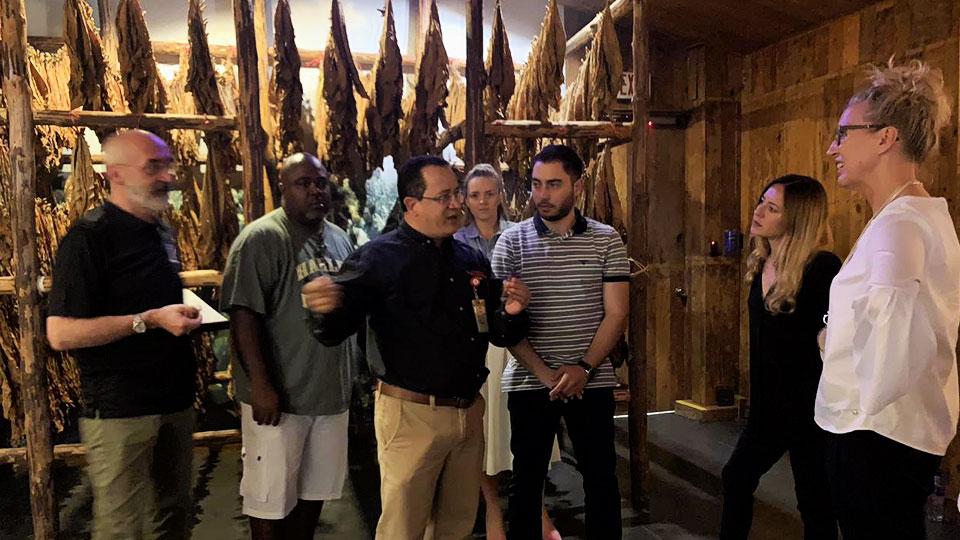 Zigarren-Manufaktor La Aurora in der Dominikanischen Republik