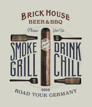 Brick House, Beer & BBQ