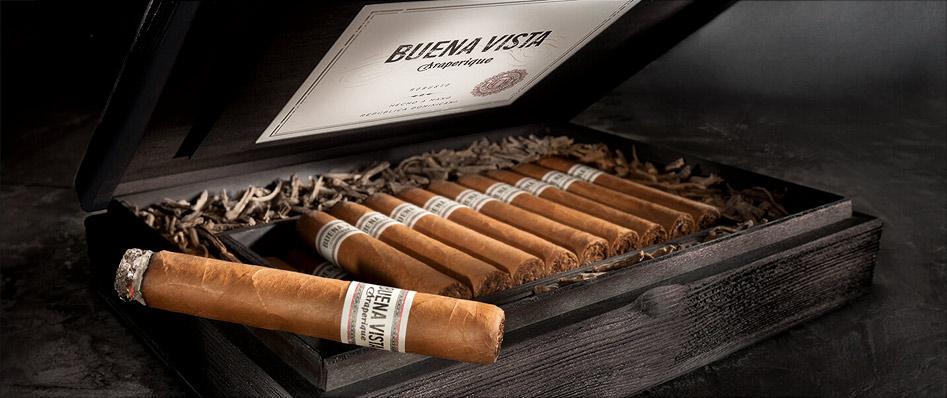 Buena Vista Zigarren mit Araperique-Tabak