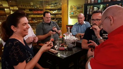 Genussvolles CARLOS ANDRÉ Zigarren-Tasting in Neuss