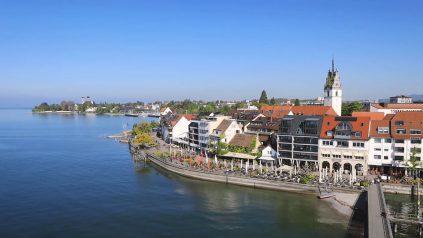 Clubmaster White Wochenende am Bodensee