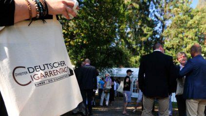 Der 2. Deutsche Cigarrentag in Bünde – wieder ein voller Erfolg