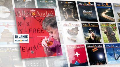 10 Jahre Alles André: wie alles begann …