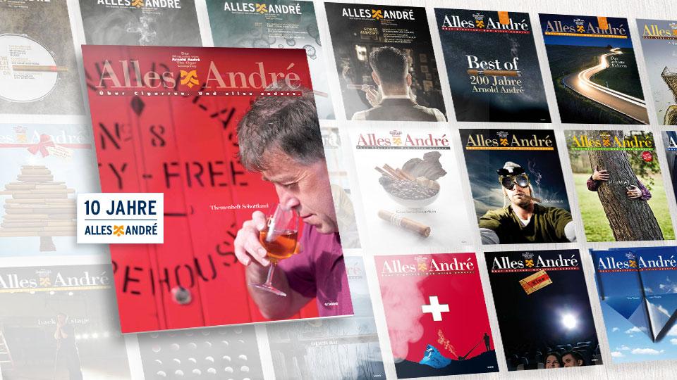10 Jahre Alles André