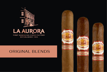 La Aurora Original Blends