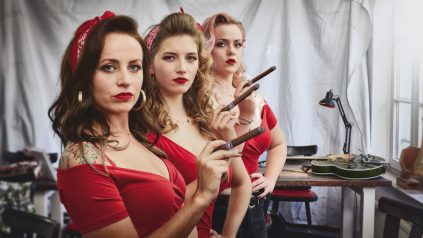 The Silverettes – Rockabilly-Sound neu belebt