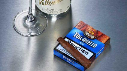 Toscanello Blu & Vallendar Von der Pflaume