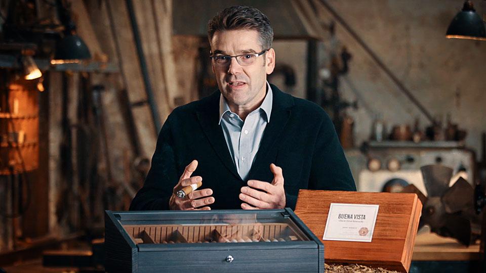 Video: Der Humidor – Basiswissen und Inbetriebnahme