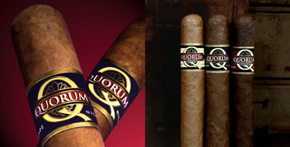 Quorum-Zigarren