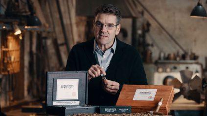Video: Zigarren lagern mit oder ohne Zellophan?