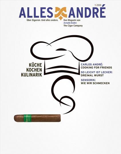 Zigarren-Magazin rund um das Thema Küche, Kochen, Kulinarik