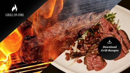 Exklusiv für Alles-André-Leser: Steak-Rezepte vom Grill-Meister