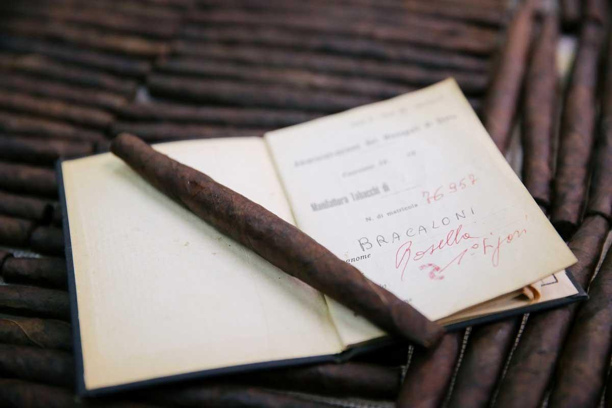 TOSCANO Zigarre Handwerkskunst