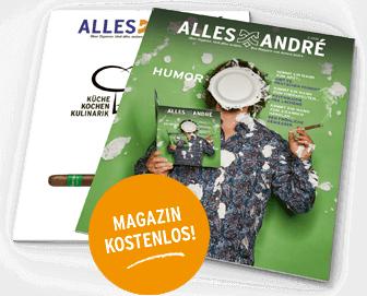 Zigarren-Magazin Alles André