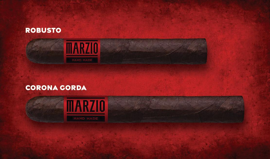 Formate der MARZIO Zigarren