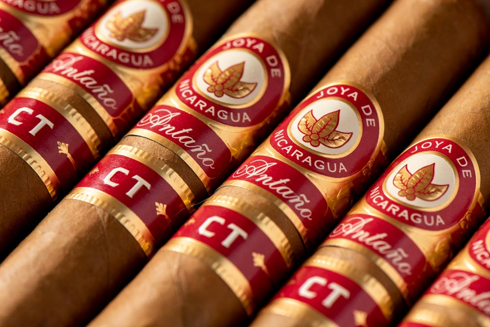 Joya de Nicaragua Zigarre (Detail)
