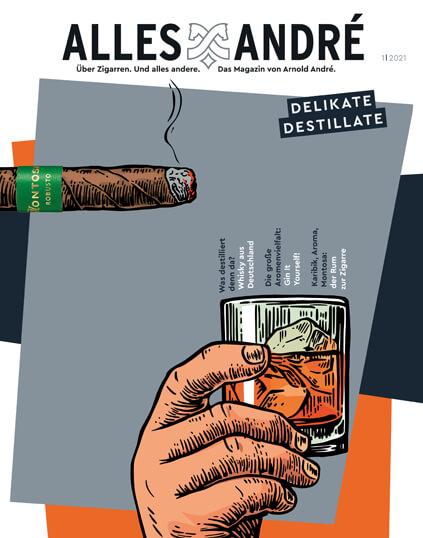 Zigarren-Magazin rund um das Thema Humor