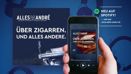 NEU: Alles André Zigarrenpodcast gestartet!