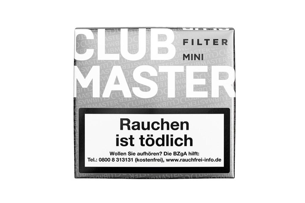 Clubmaster+Mini+Filter+White