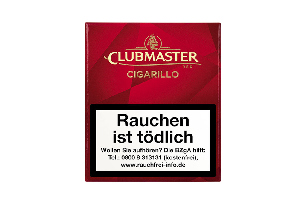 Clubmaster+Cigarillo+Red