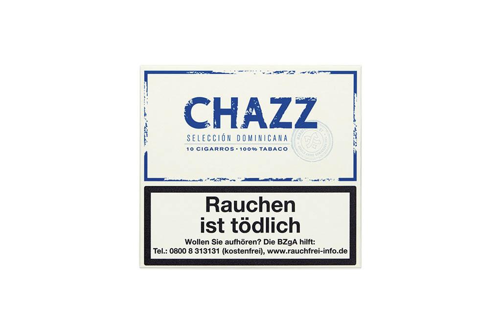 CHAZZ+Cigarros