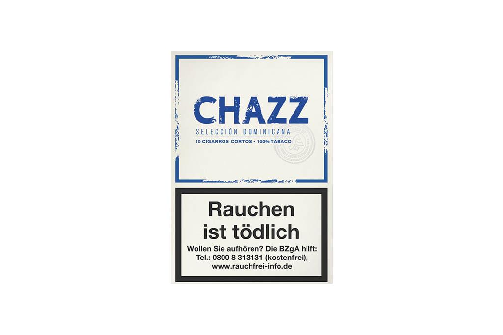 CHAZZ+Cigarros+Cortos