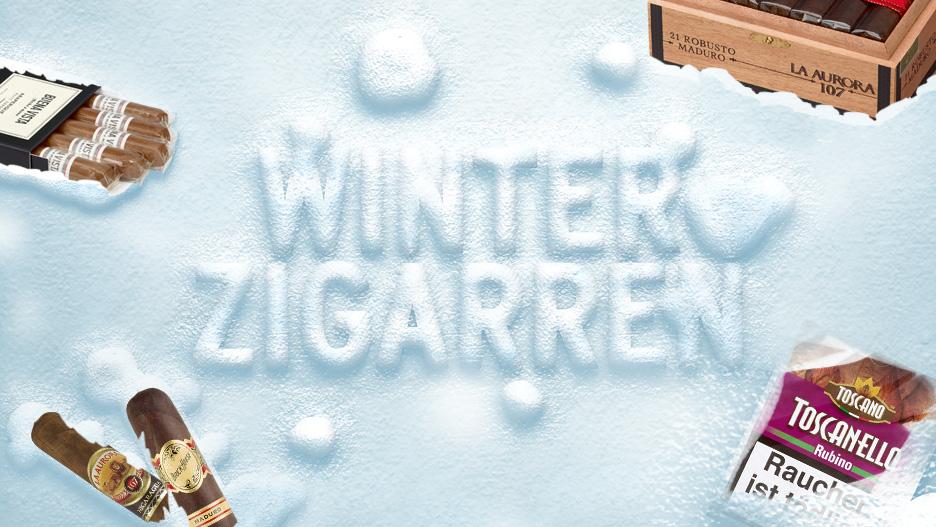 Winter-Zigarren